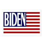 Joe Biden American Flag Postcards (8)