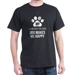 My Berger Picard Makes Me Happy T-Shirt