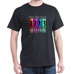 Feel The Beat Heart Beat Rhythm T-Shirt