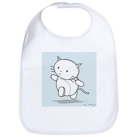 - CAT Pets Bib by CafePress