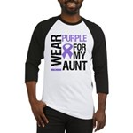 I Wear Purple Ribbon Aunt Shirts & Gifts