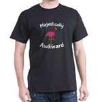 Flamingo Shirt Majestically Awkward Funny T-Shirt