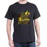 Black Friday Shopping Captain T-Shirt