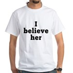 I believe her T-Shirt