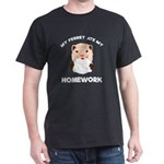 My Ferret ate my homework Back to School F T-Shirt