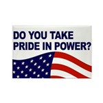 Pride in Power Magnets (10 pack)