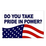 Pride in Power Postcards (Package of 8)