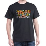 Spooky Scary Halloween Holiday Design T-Shirt