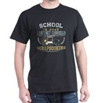 School is just Seven hours without Scrapbo T-Shirt