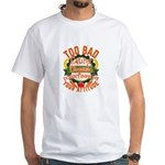 Organic Eating Sarcasm Eating Organic Does T-Shirt