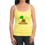 Beaver Tree Hugger Jr. Spaghetti Tank Top