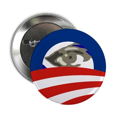 Obama Eye Icon Homeland Button