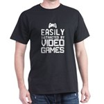 Easily Distracted By Video Games T-Shirt