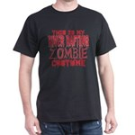 This Is My River Rafting Zombie Costume Ha T-Shirt