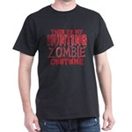 This Is My Hunting Zombie Costume Hallowee T-Shirt