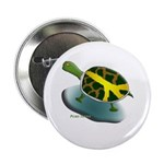 Peace Turtle Pins / Buttons (100 pack)
