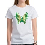 Cerebral Palsy Butterfly Women's T-Shirt