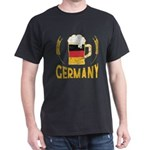 Germany Pride German Flag Beer Lover Oktob T-Shirt