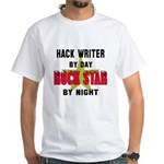 Hack writer By Day, Rock St Shirt