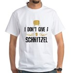 I Dont Give Schnitzel Oktoberfest Bier T-Shirt