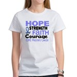 HOPE Prostate Cancer 3 Women's T-Shirt