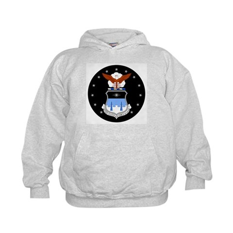 Air Force Academy  Military Kids Hoodie by CafePress