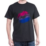 Bisexual Big Kissing Lips T-Shirt