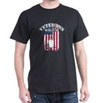 Veterans We Salute You Patriotic American T-Shirt