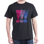 Bisexual Pride Exclamation Points T-Shirt