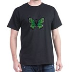 Ribbon Butterfly Hope Love T-Shirt