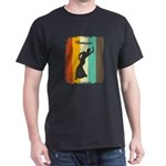 Flamenco Dancer Retro 70s Vintage Flamenco T-Shirt