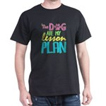Funny Teacher: The Dog Ate My Lesson Plan T-Shirt