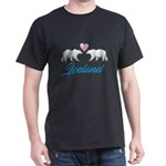 Iceland Polar Bear Heart T-Shirt
