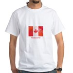 Custom Canadian Flag T-Shirt