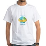 No Planet B Custom T-Shirt