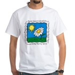 Answer To Prayer White T-Shirt