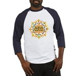 Multiple Sclerosis Lotus Baseball Jersey