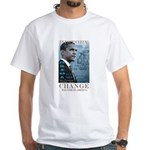 History In Our Lifetime White T-Shirt