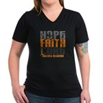 HOPE FAITH CURE MS T-Shirts & Gifts