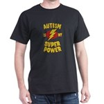 Girls Autism Is My Super Power Vintage T-Shirt