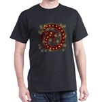 Red and Gold Dragon T-Shirt