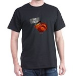 Turkey Eat Pizza Funny Thanksgiving Day T-Shirt
