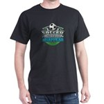 Soccer Makes Worries Disappear Athlete Gif T-Shirt