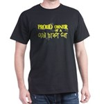 Proud Owner - Claw Intact Cat T-Shirt
