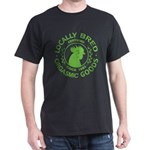 Cock Tees - Locally Bred (Green) T-Shirt
