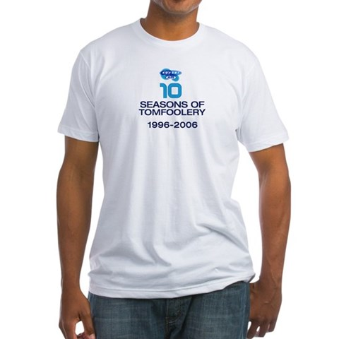 - 11.27  Fitted T-Shirt by CafePress