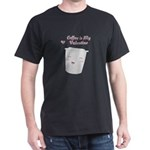 A Coffee Is My Valentine Coffee Lovers T-Shirt