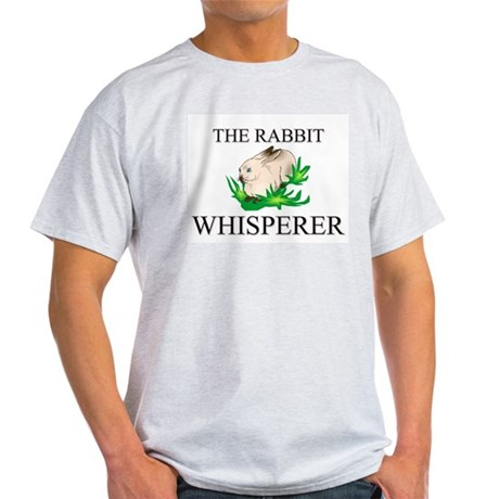 The Rabbit Whisperer Light T-Shirt
