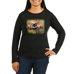 Chihuahua TugWar Long Sleeve T-Shirt