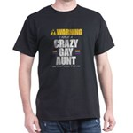 Warning I Have a Crazy Gay Aunt T-Shirt